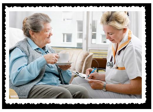 медицински услуги, Медицинско-сестрински патронаж, домашен помощник, иконом, помощник, грижа за възрастни хора